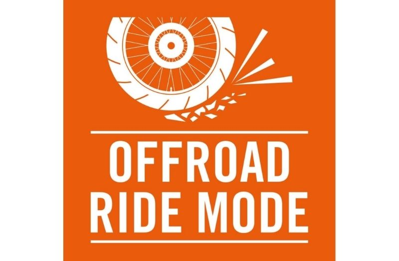 OFF-ROAD RIDE MODE