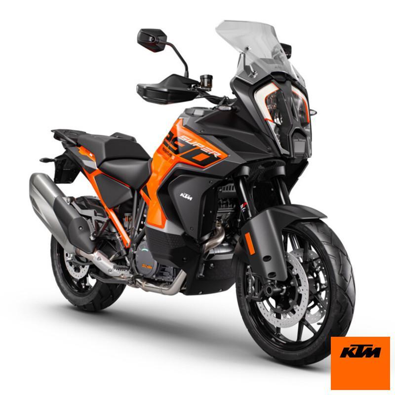 KTM 1290 Super Adventure S 2021